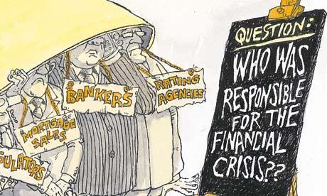 #8 Subprime mortage crisis
